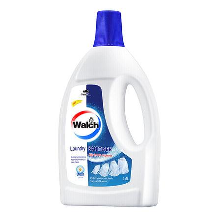 威露士(Walch)衣物消毒液清新1.6L 国美超市甄选