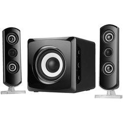 耳神ER2809 2.1电脑音箱(黑色)