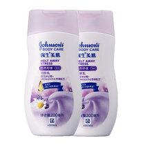 强生美肌悠然舒缓润肤乳200ml*2 洋甘菊舒缓身体乳润肤乳