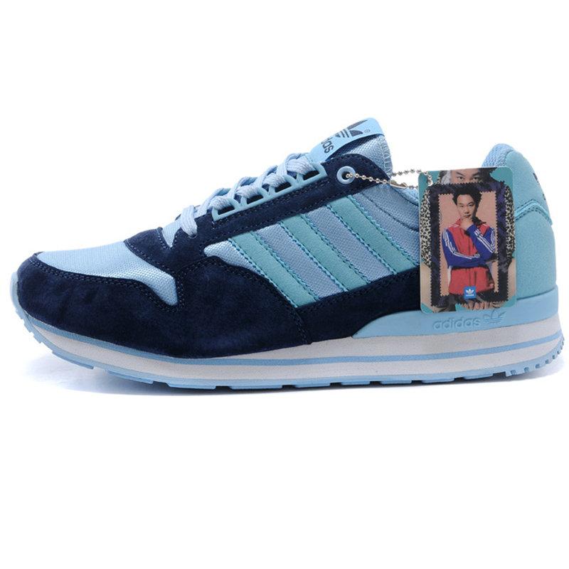 adidas 新款 三叶草运动鞋 慢跑鞋男鞋ZX500-M21735(ZX500-M21735 44)商品大图