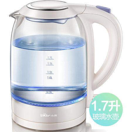 小熊(Bear) 电热水壶 ZDH-A17L1 白