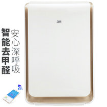 3M KJEA3087-GD (wifi)空气净化器(香槟金)智能操控 去除甲醛