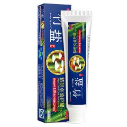竹盐精研卓效牙膏105g